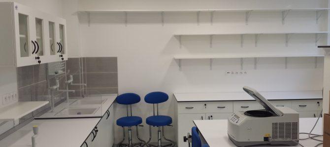 Otvorenie nových laboratórií CIB